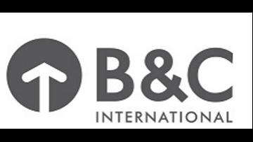 B&C International logo