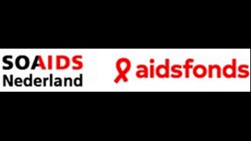 Aidsfonds – Soa Aids Nederland logo