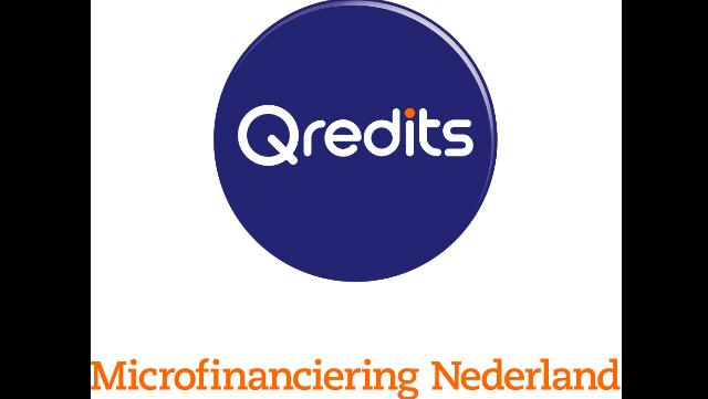 Qredits Microfinanciering Nederland logo